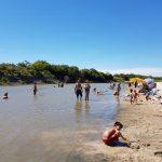 Arenas Blancas: Más de 10 mil personas disfrutaron del Balneario camping municipal durante esta temporada