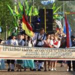 Aldea San Antonio festejó su 130° Aniversario con una fiesta popular