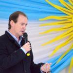 El Gobernador Gustavo Bordet visita Urdinarrain este martes