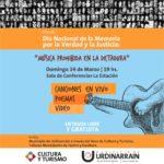 Día de la Memoria: Presentaran «música prohibida en la dictadura»