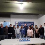 Leo Silva cerró la campaña en Aldea San Antonio junto a la formula que busca la continuidad de gobierno