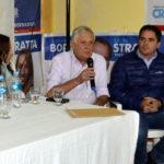 Maradey en Urdinarrain: «Repudio las palabras del presidente, Macri prioriza el dinero por sobre la salud»