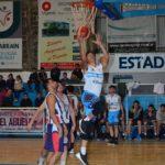 Luis Luciano ganó en su debut en el Torneo Interasociativo de Basquet