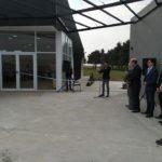 Se inauguró el Salón de Usos Múltiples del Parque Industrial de Urdinarrain