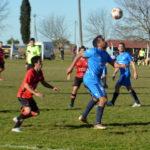Deportivo Urdinarrain y Deportivo Mantero no se sacaron diferencias en el partido de ida