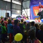 En el Complejo La Estación se celebra el Día del Niño en Urdinarrain