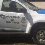 La policía de Urdinarrain realizó un allanamiento ordenado por la justicia