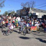Hoy se realiza la 20°edición de la Bicicleteada de Primavera y el cierre de la Feria del Libro