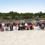 Con más de 50 embarcaciones se llevó a cabo la Travesía del Corredor Río Gualeguay