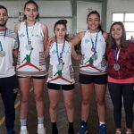 Seis deportistas de Urdinarrain representaron a Entre Ríos en las finales de los Juegos Deportivos Evita