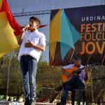 Este Domingo: Unos 65 participantes animan la X edición del Festival de Folclore Joven