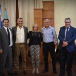 La Junta electoral entregó los diplomas a las autoridades electas de Urdinarrain