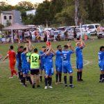 Deportivo Urdinarrain empató sin goles ante Larroque en la primera final del Clausura