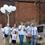 Se realizó en Urdinarrain la marcha en el Día Mundial para la Prevención del Abuso en la Infancia