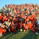 Central Larroque le ganó a Deportivo y se coronó campeón del fútbol departamental