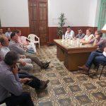 Se firmó la cesión de contrato y la empresa Pitón continuará con la obra de la ruta 51