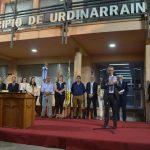 Sergio Martínez asumió como nuevo intendente de Urdinarrain