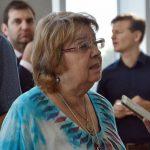 Marta Irazábal de Landó vuelve a ser la Directora Departamental de Escuelas