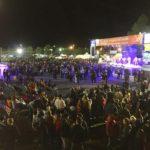Con buen marco de público se puso en marcha la 29 edición de la Fiesta Provincial del Caballo