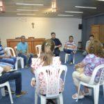 Fiesta Provincial del Caballo: Defensa Civil y ACEDU se reunieron para coordinar tareas
