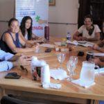 El intendente Martínez se reunió con la referente del área de accesibilidad e integración de Gualeguaychú