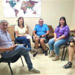 Gestionan la donación de un terreno para construir otro barrio docente en Urdinarrain