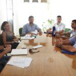 Se realizó un encuentro entre referentes de deportes de los municipios de la región