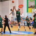 Luciano ganó el primer partido de la semifinales de la Liga Provincial de Basquet