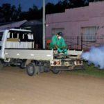 Continua hoy la fumigación contra el dengue en una nueva zona de la ciudad