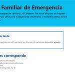 El Ingreso Familiar de Emergencia para monotributistas e informales podrá tramitarse a partir de abril