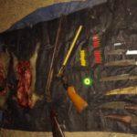 Detuvieron a cazadores de Urdinarrain en zona rural sobre ruta provincial 19