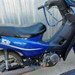 Robaron una moto en la madrugada de este sábado en Urdinarrain