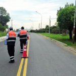 En Urdinarrain cierran los accesos y quedará habilitado solo el ingreso por calle Zeroli