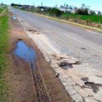 Realizaran trabajos de reparación en el deteriorado acceso este a Urdinarrain