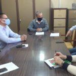 Concejales de la Intransigencia Popular se reunieron con el intendente Sergio Martínez