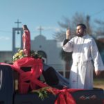 Un patrono de Urdinarrain diferente, así se celebró el Sagrado Corazón de Jesús