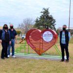 «Un corazón del Garrahan en Urdinarrain» para recolectar tapitas solidarias