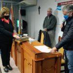 Liliana Reverdito juró como concejal de la Intransigencia y asumió su cargo