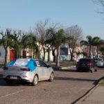 #17A en Urdinarrain hubo bocinazo y manifestación con caravana de autos