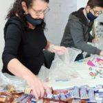 Festejos diferente del día del niño en Urdinarrain en tiempos de pandemia