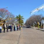 Con un acto distinto se conmemoró el aniversario del fallecimiento del Gral. San Martín