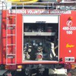 Ardua tarea de Bomberos en incendio en Costa San Antonio