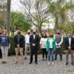 Sergio Martínez participó de la reunión de Bordet con intendentes vecinalistas