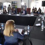 El intendente Sergio Martínez hizo referencia a las obras que gestiona ante el Gobernador