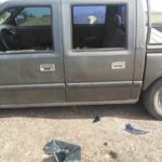 Destrozaron los vidrios de la camioneta de un funcionario municipal de Urdinarrain