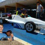 «Toti Charadía» se probará en un Fórmula 3 Metropolitana