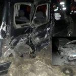 Un hombre de Urdinarrain protagonizó un fuerte accidente en Ruta Provincial N° 20 a la altura de Aldea San Antonio