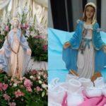 En Urdinarrain organizan la semana dedicada a la Virgen de la Medalla Milagrosa