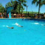 Se realizó el encuentro de natación entre las colonias de los dos clubes de Urdinarrain