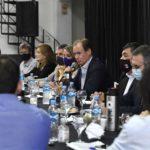Bordet valoró el trabajo de los municipios en el proceso de vacunación contra el Covid